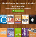 Win the ultimate business & marketing book bundle