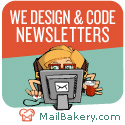 MailBakery - Design and code newsletters