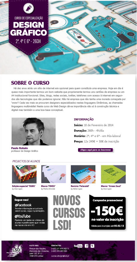 Design grafico newsletter beautiful email newsletters for Beautiful newsletter design