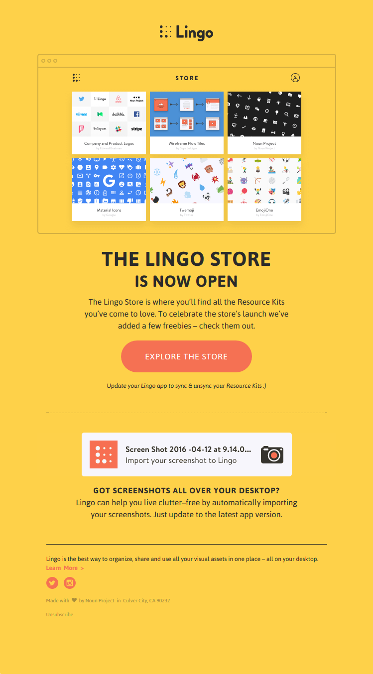 Beautiful Email Newsletters Beautiful Email Newsletters – Email Newsletter